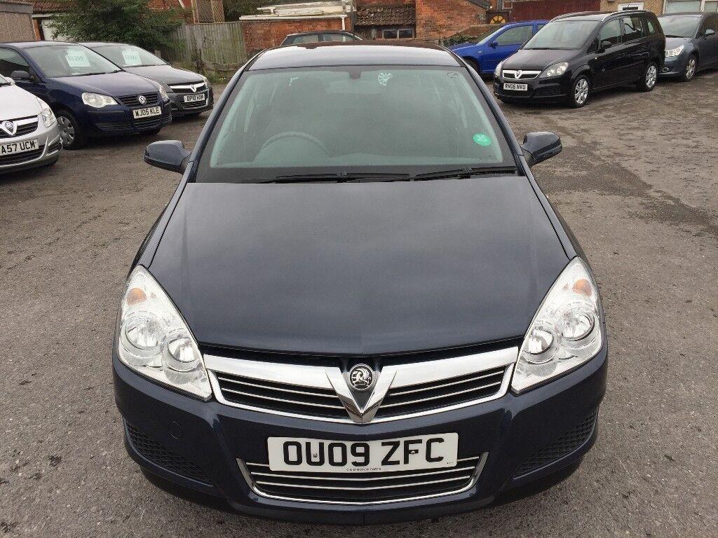 Vauxhall Astra 1.8 i 16v Life 5dr automatic 2009 (09 reg), Hatchback (30 days warranty) £1999
