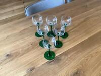 Alsace wine glasses