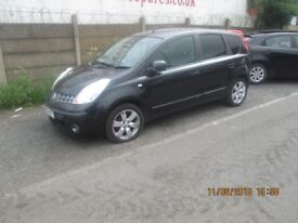 Nissan Note SVE DCI 1.5 2007 Parts Only Indicator Bulb