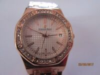New Ladies Audemars Piguet Diamond Bezel Watch