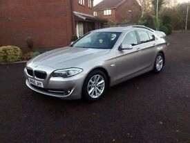 Fantastic BMW 5 Series, new shape in mint condition
