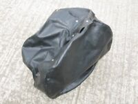 Vintage Bass Drum Leather Type Case
