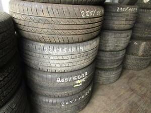 225/55R19 USED ANTARES ALL SEASON TIRES
