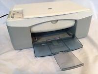 Printer-scanner-photocopier. Hewlett Packard