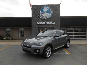 2009 BMW X6 xDrive50i WOW TWIN TURBO! FINANCING AVAILABLE!