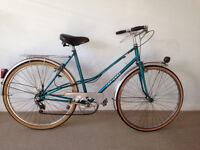 Women's Vintage French Lapierre Ladies Road Bike