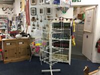 Free standing Hook display stand
