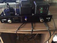 Fatman itube amp and speakers