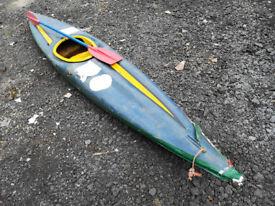 Firbeglass Kayak / Canoe