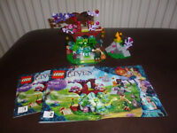Lego Friends 41076 Elves Farran & the crystal hollow Excellent condition