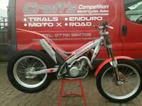 1998 gasgas trials bike px poss trials motocross enduro road