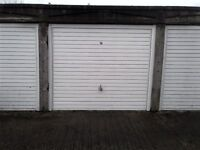Single Car Lock Up Garage to let