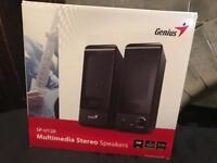 Genius Speakers 3W