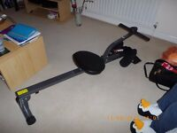 Rowing machine , good condition, used a few times only. Buyer to collect.