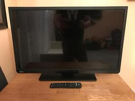 32 inch LED HD with Freeview TOSHIBA TV