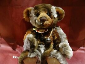Dolce-collectable charlie bear