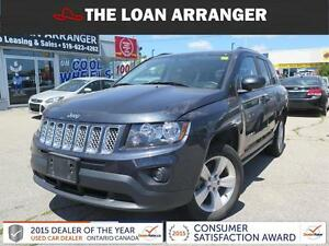 2015 Jeep Compass Sport 4WD Cambridge Kitchener Area image 1