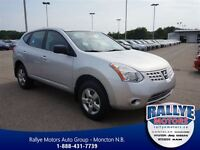 2010 Nissan Rogue S! AWD! ONLY 99 KM! Trade-In!