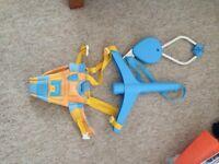Toys r Us Baby door bouncer. Good condition.