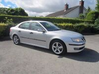 Saab 9-3 1.8T Vector Sport **Low Miles + 1 Year MOT**