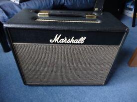 Marshall class 5 guitar combo