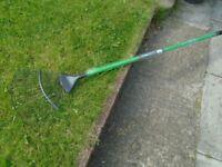 New garden rake