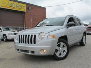 2010 Jeep Compass NORTH EDITION, 4X4, Extra Clean