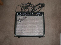 Classic Fender practice Amplifier - Fender Frontman 15G