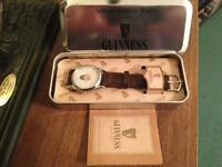 Guinness collectors watch.