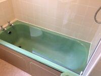Enamel bath FREE TO COLLECTOR!
