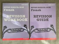 GCSE French revision books