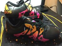 Never use adidas X15.1 UK8.5 football boots