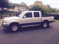 FORD RANGER THUNDER 4X4 DOUBLE CAB PICK UP - 2005