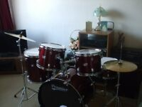 PREMIER OLYMPIC 5 DRUM KIT