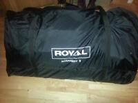 royal Normandy 5 tunnel tent