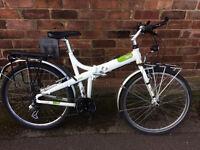 Tern joe c21 folding bike