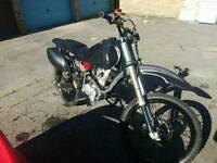 Dirt pro gy200 125cc