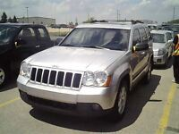 2008 Jeep Grand Cherokee LAREDO** DIESEL** CERT & 3 YEARS WARRAN