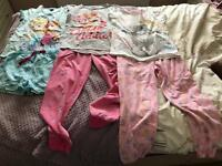 Girls Pyjames Age 7/8 Years