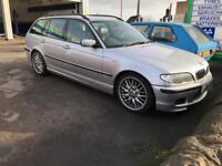 BMW 330d Touring M Sport Rare