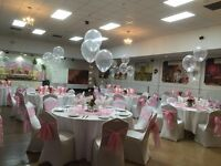 Jasmin's. Wedding & Events Venue Hire. Special Offer Hire £500.00