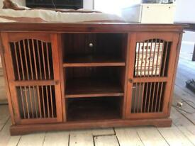 Sideboard/ TV unit wooden £75 ONO must sell fast