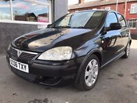 VAUXHALL CORSA 1.2 SXI 5DOOR LONG MOT