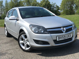 2009 59 VAUXHALL ASTRA 1.8 SRI VVTI 16V 5 DOOR NOT FOCUS LEON GOLF MEGANE