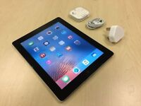 Black Apple iPad 2 16GB - Wifi Model - Ref: 7