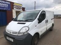 Nissan Primastar 1.9 2006 year breaking parts Available