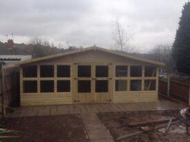 20 x 10 summerhouse