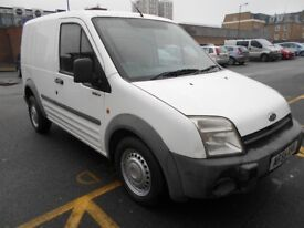 2005 FORD TRANSIT CONNECT LX 18TDCI PANEL VAN YEAR MOT ELECTRIC PACK AIRCON