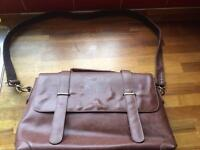 Men's carry case / satchel