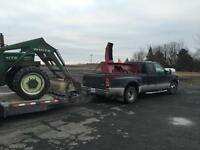 2003 Ford F350 7.3 diesel 156,000 km double Rou